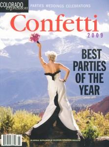 confetti magazine cover 2009