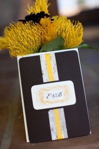 birch bark invitation front