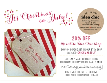 christmas in july mailer with circle (1)